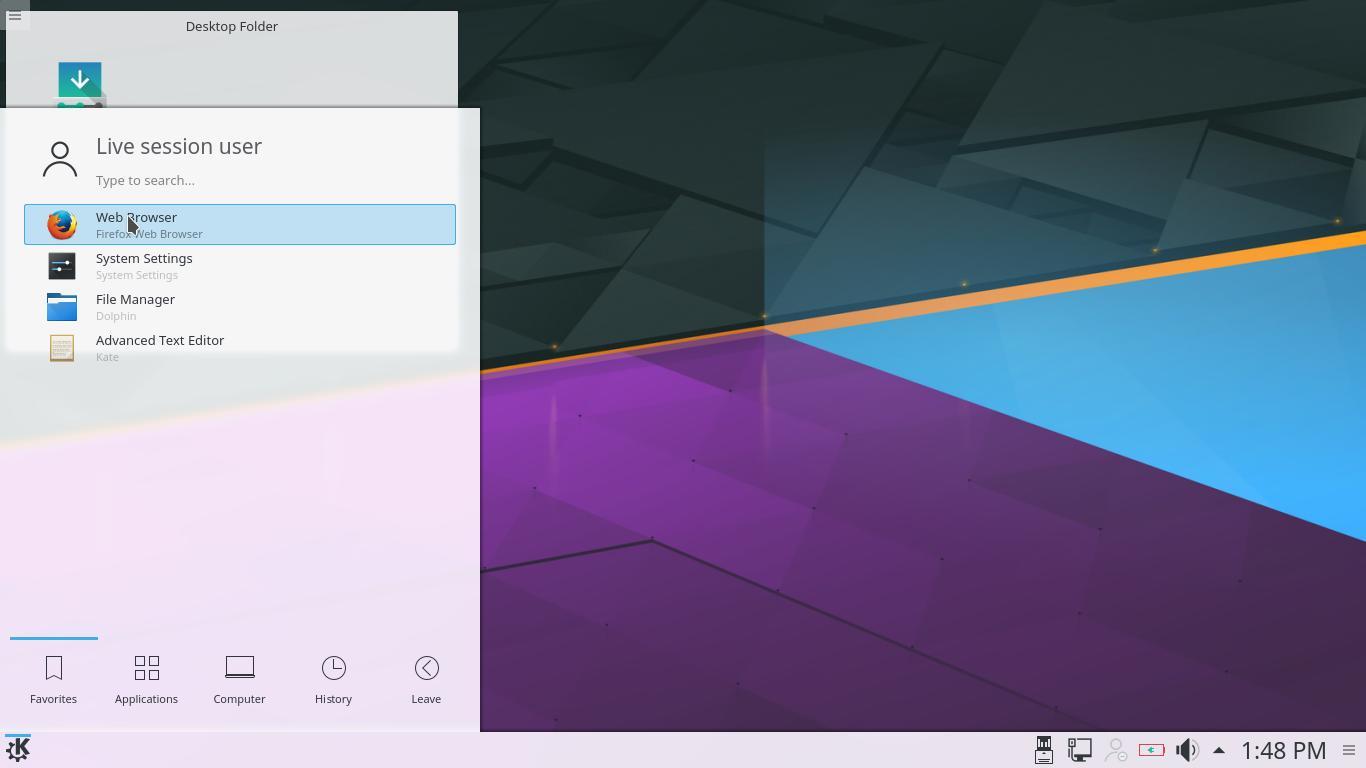Las declinaciones de Ubuntu