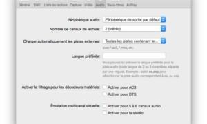 Reproductor multimedia para Mac OS X El Capitan (10.11)