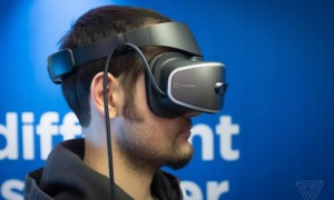 CES 2017 Lenovo presenta unos asequibles auriculares VR holográficos de Windows