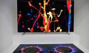 CES 2017: Sony y LG presentan los televisores OLED que producen audio sin altavoces