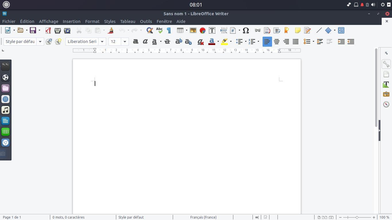 Rosa desktop R9 desktop KDE desktop - 4 años de soporte técnico 3