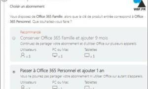 Office 365: renovar o activar la suscripción