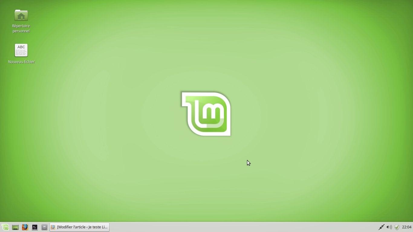Mi Linux Mint no se inicia más