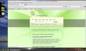 Linux Mint versión 17