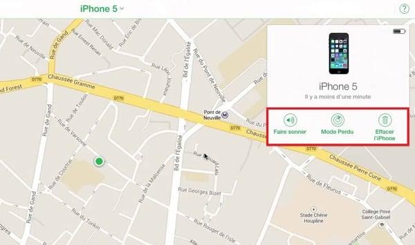 ¿Cómo localizar un teléfono móvil?