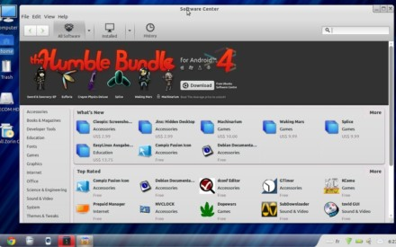 Linux Mint versión 15 con KDE