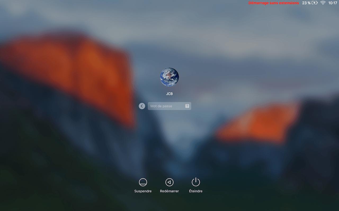 Mac bloqueado al iniciar en la Apple Apple apple? Las soluciones!