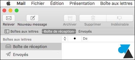 Mac Mail: añadir una cuenta de Google Gmail