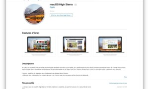 macOS High Sierra 10.13.4 disponible para todos los Macs