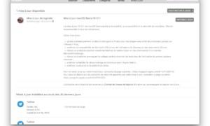 macOS Sierra 10.12.1 : actualización disponible