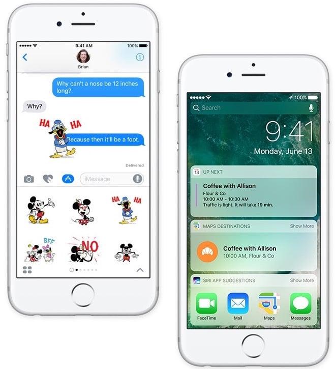 MacOS Sierra e iOS 10: requisitos de hardware