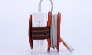 MacBook PowerPlay: Bobina de cable MagSafe