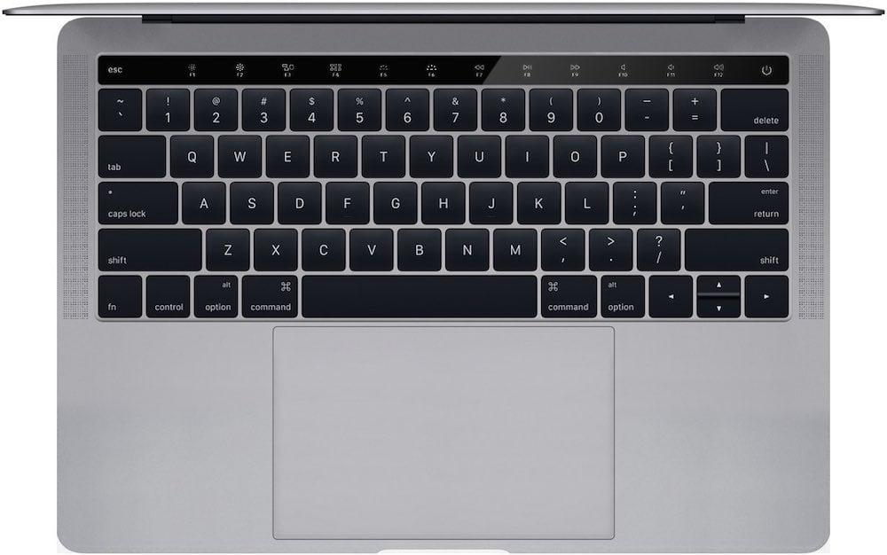 MacBook Pro: la barra OLED mágica podría tener el siguiente aspecto