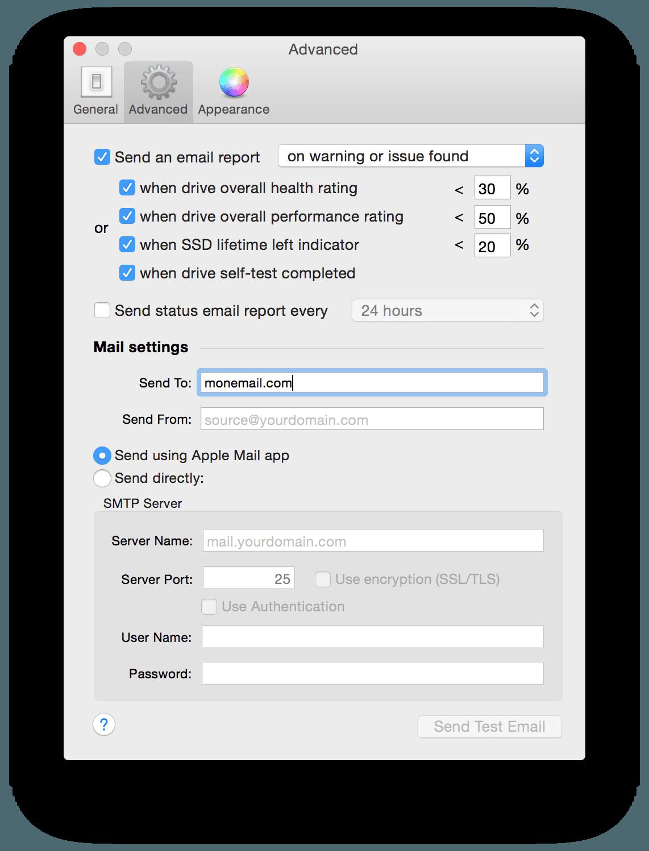 MacBook SSD: comprueba el almacenamiento flash
