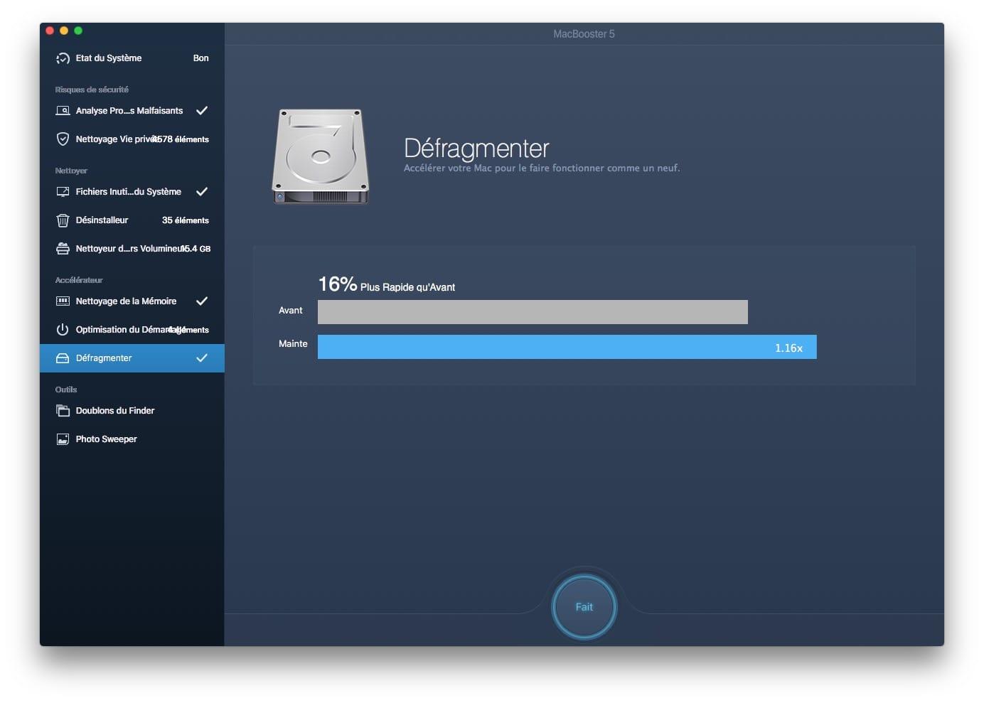 Acelerar macOS High Sierra (10.13)