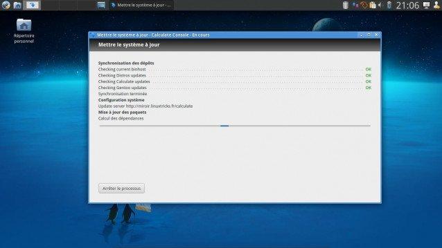 MX Linux 17 en versión Beta