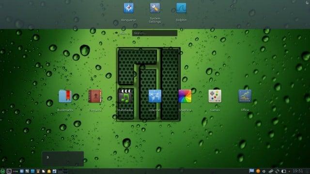 Manjaro KDE 0.8.6 para ser probado en su ordenador