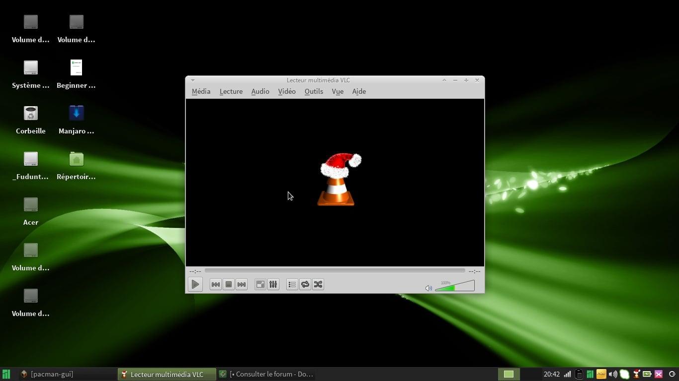 Manjaro 0.8.3 nueva versión