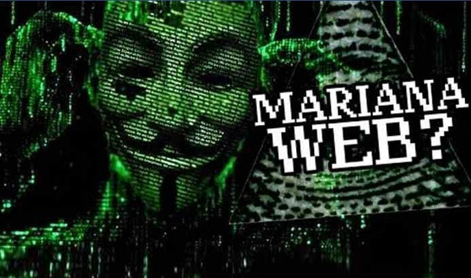 La web de las Marianas, el rincón más oscuro de Internet