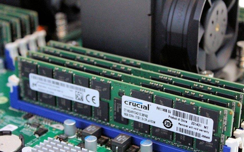 DRAMs: el precio de la memoria RAM seguirá aumentando hasta al menos 2018