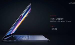 Mi Notebook Pro oficial: Xiaomi lanza un atractivo MacBook Pro killer por menos de 900 euros!
