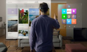 Microsoft Hololens: demostración en vivo de los impresionantes auriculares holográficos