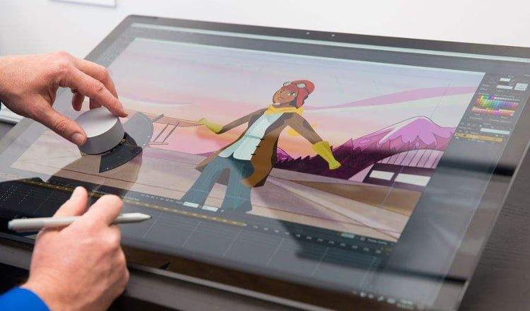 Microsoft Surface Studio: 6 videos para verlo en acción con el Dial