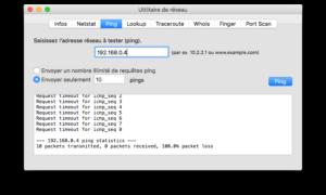 Modo Stealth: activación bajo Mac OS X El Capitan (10.11)