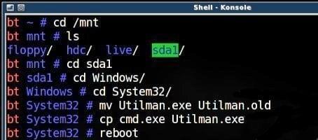 Mi contraseña de Windows 7 se ha perdido, ¿qué debo hacer? 2