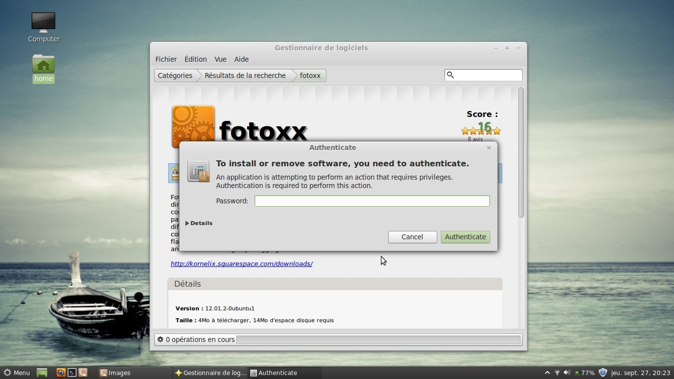 Cómo hacer una copia de seguridad bajo Linux Zorin