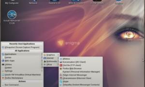 Netrunner una distribución de escritorio