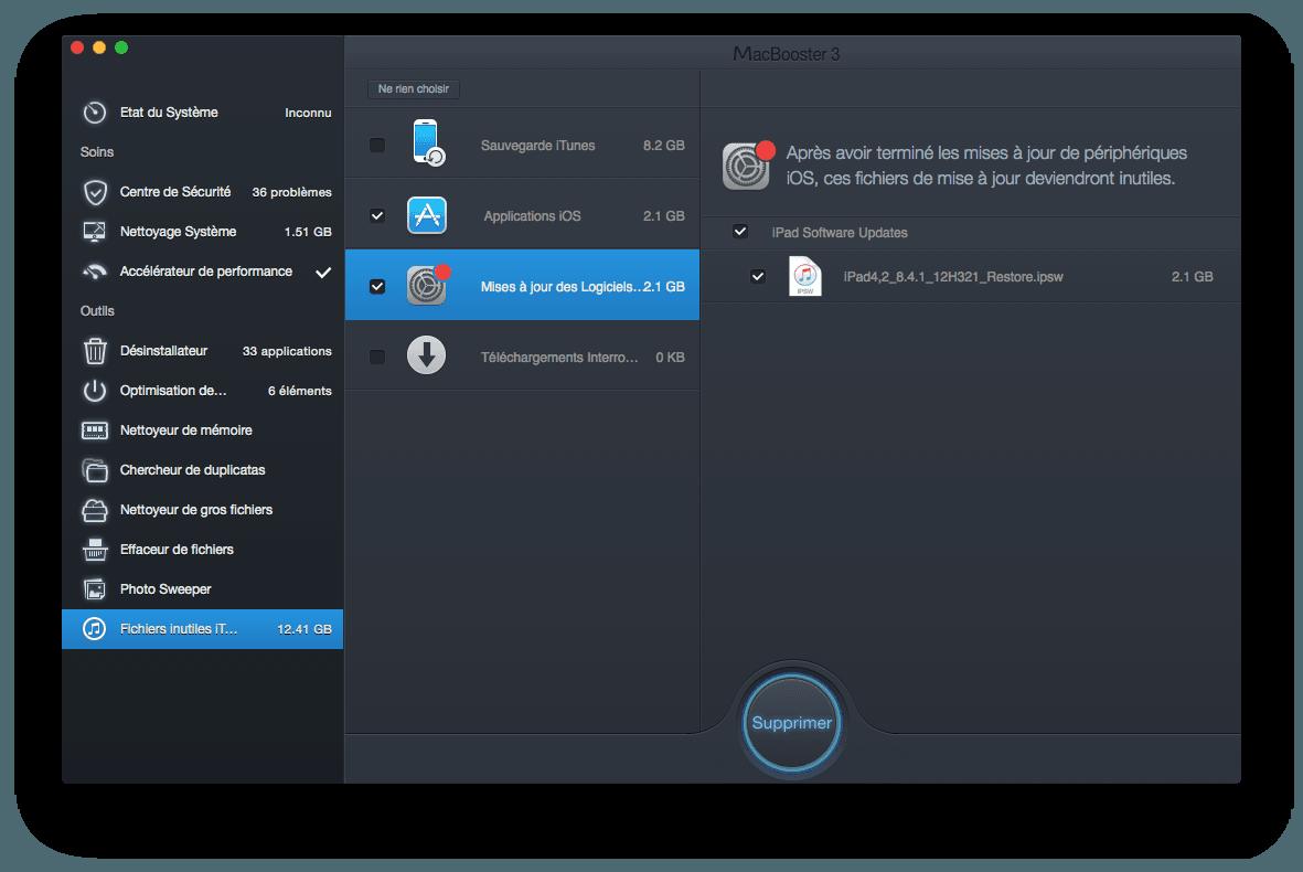 Clean El Capitan (Mac OS X 10.11)