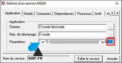 Limita el número de procesos NodeJS