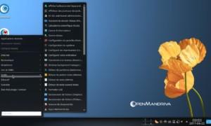 Prueba de OpenMandriva Lx 3.02 con el entorno de escritorio Plasma 5.9.5