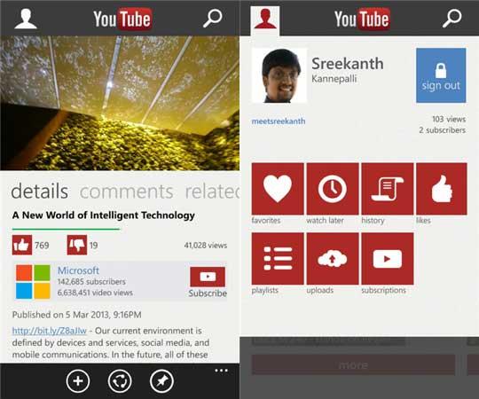 Youtube presenta algunas nuevas funcionalidades para los creadores de contenidos