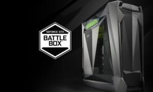 Nvidia Battlebox: con su superpotente CPU AMD Ryzen, estos PCs 100% para juegos marcan el final del reinado de Intel.