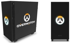 NZXT, en asociación con Blizzard, lanza el gabinete H500 con el tema Overwatch
