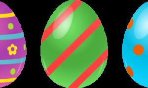 Dibuje o coloree su huevo de Pascua con Inkscape
