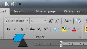 Cambiar los colores de Office2010