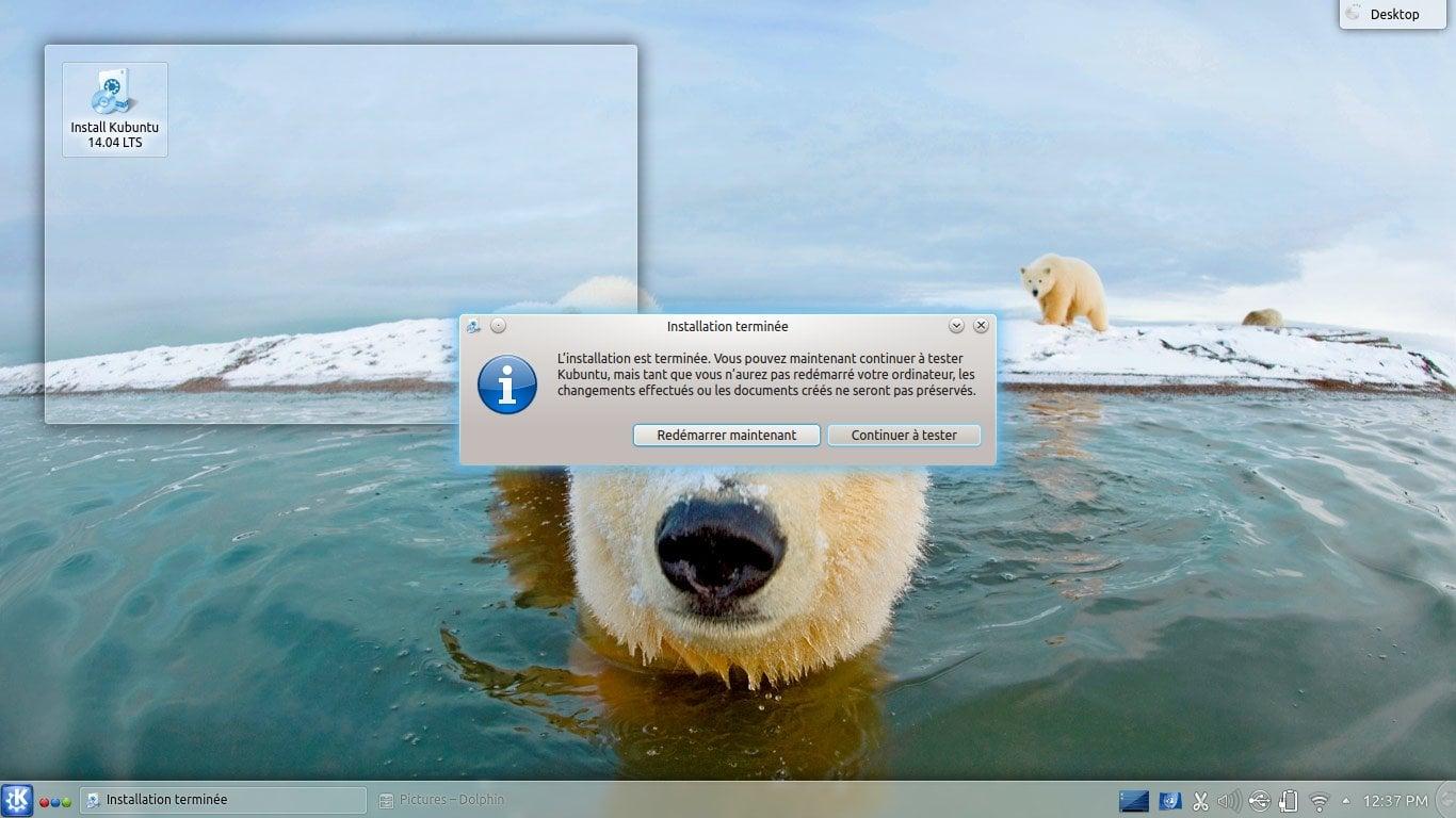 Instalación de Kubuntu 14.04 LTS