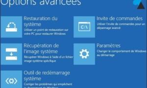 Windows 8.1: Recuperación y reinstalación del sistema