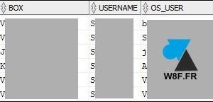 Ver las sesiones abiertas en un servidor Oracle