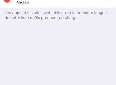 Cambiar el idioma de un iPhone, iPad o iPod touch
