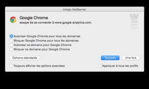 Cortafuegos Mac OS X El Capitan: filtra las conexiones de red