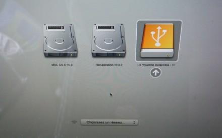 Cómo crear un disco USB de arranque desde MAC OS X X X Yosemite (10.10)