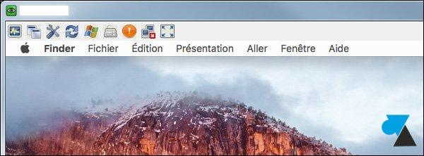 Mac OS X: acceso remoto a través de VNC