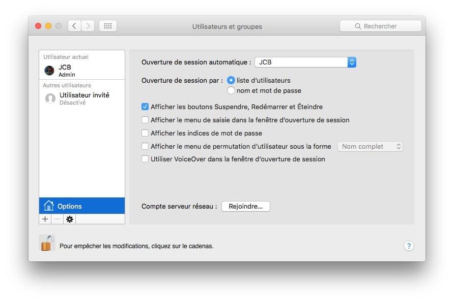 Abre tu Mac sin contraseña más rápido