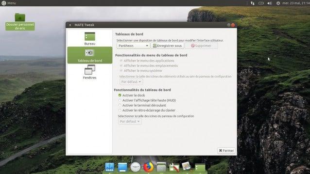 Ubuntu Mate 18.04 LTS Biónico 134