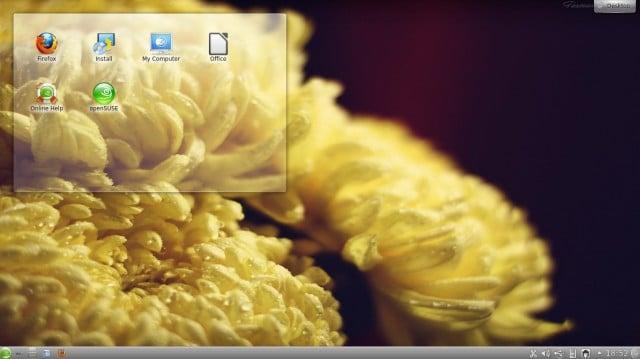 Cambiar el fondo de pantalla de OpenSuse 12.2 Kde