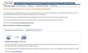 ¿Cómo tener una cuenta verificada de Paypal en Marruecos?